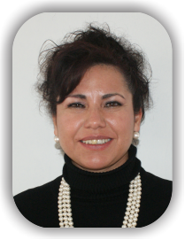 Gloria Rosalinda Meza García Secretaria de Relaciones Internacionales