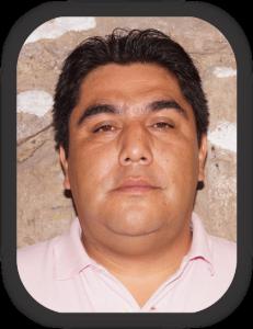 Alejandro Domíguez Martínez Secretario del CEPE de Acambaro, Guanajuato