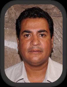 Francisco Arellano López Tesorero del CEPE de Acambaro, Guanajuato