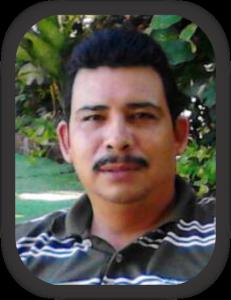 Armando Mora García Secretario de Acción Social en la Delegación de Manzanillo, Colima