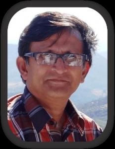 Dibyajioti Mukhopadhyay Vicepresidente de la India
