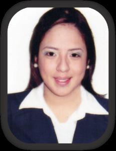 Lady Lucienne Colchado Jiménez Vicepresidente de Perú - Zona Norte
