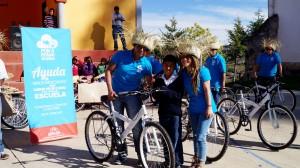 """Fundación-""""Pon-a-rodar-mis-sueños""""-entrega-62-bicicletas-a-estudiantes-de-Chicahua-3"""