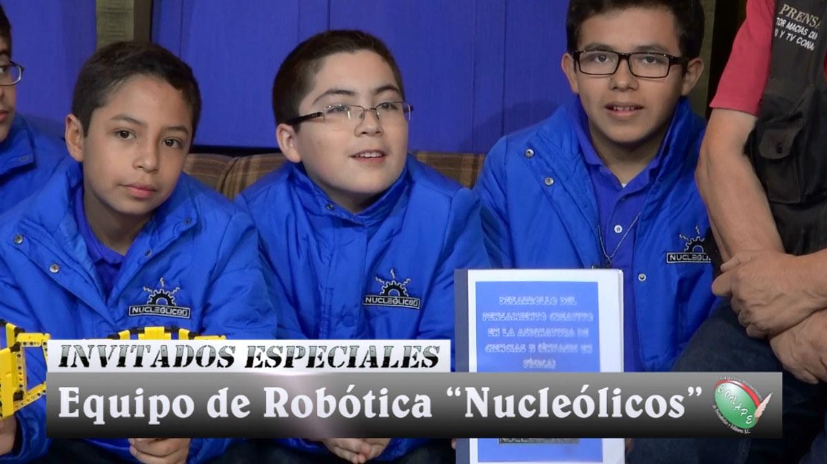 TV-CONAPE-Circuito-Cerrado-119-EQUIPO-DE-ROBÓTICA-NUCLEÓLICOS