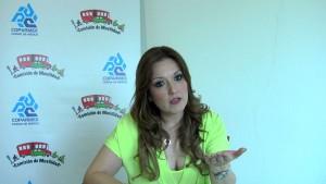 Maite Ramos Gómez, presidenta de la Comisión de Movilidad de la Confederación Patronal de la República Mexicana (Coparmex).