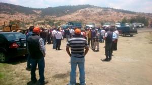 Denuncian-desaparición-de-dos-trabajadores-de-la-empresa-TyP-del-Desierto-que-trabajaban-en-la-autopista-Oaxaca--México-3