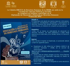 CÁTEDRA-UNESCO-IMPARTIRÁ-DIPLOMADO-DE-EDUCACIÓN-EN-DERECHOS-HUMANOS-JESUSITA-BAUTISTA-CAYETANO