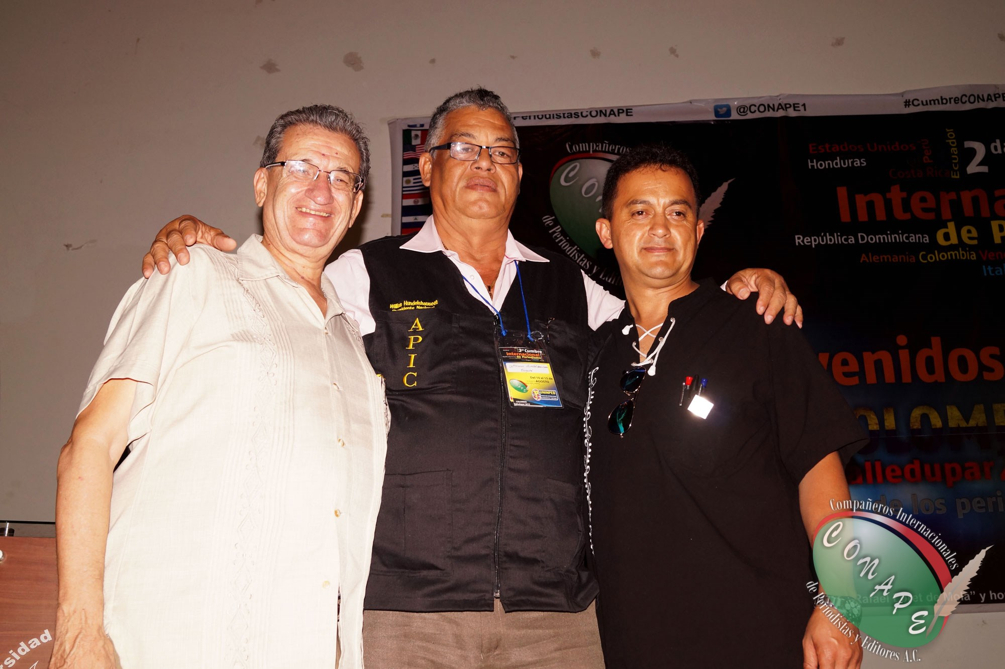 2da CUMBRE INTERNACIONAL DE PERIODISMO, VALLEDUPAR, COLOMBIA 2015 - CONAPE (446)