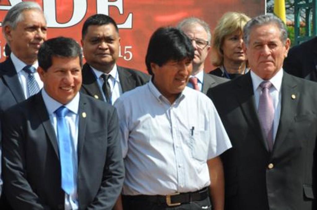 Se-desarrolló-en-la-ciudad-de-Tarija-Bolivia,-del-26-al-30-de-octubre-del-corriente-año,-la-cumbre-de-la-Organización-latinoamericana-de-Energía-(Olade)-7