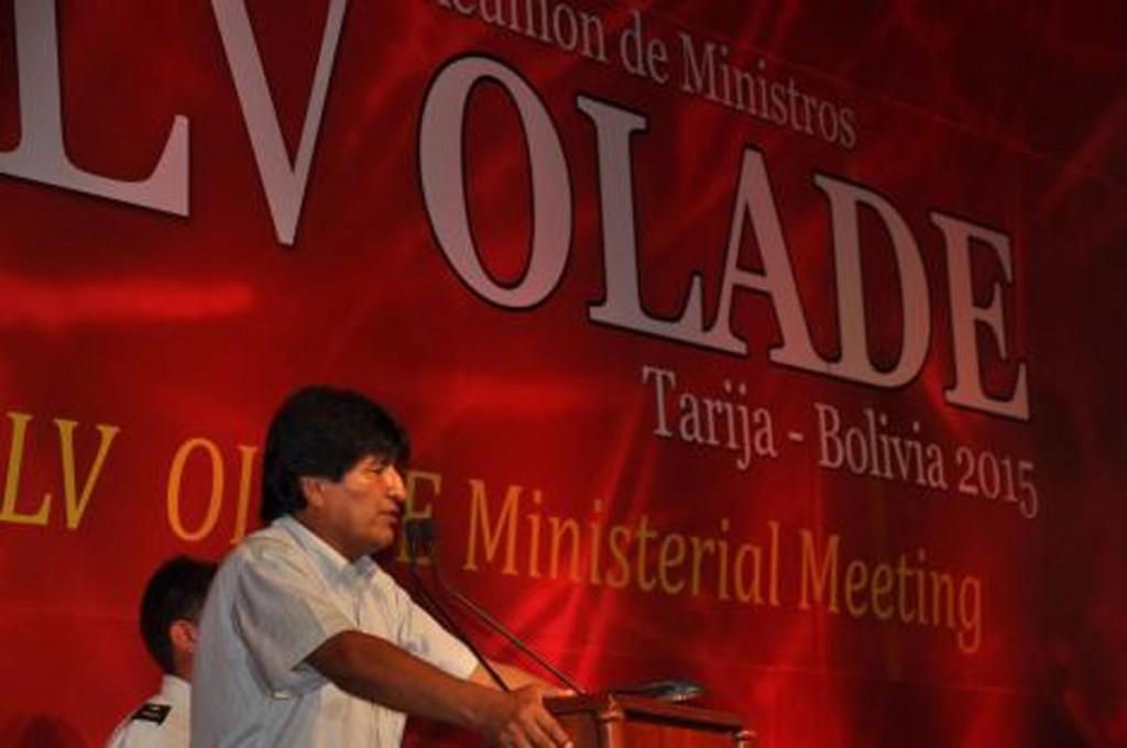 Se-desarrolló-en-la-ciudad-de-Tarija-Bolivia,-del-26-al-30-de-octubre-del-corriente-año,-la-cumbre-de-la-Organización-latinoamericana-de-Energía-(Olade)-2