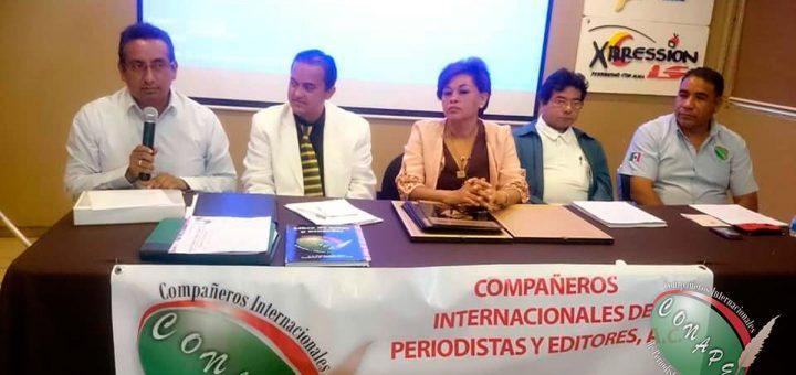 CONAPE firma convenio de colaboración con asociación de médicos y apoyo a las personas con discapacidad 1
