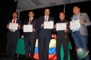 Ponentes que estuvieron presentes durante el 2do día de la Cumbre