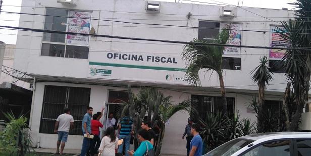 pedir oficina fiscal de altamira seguridad para evitar