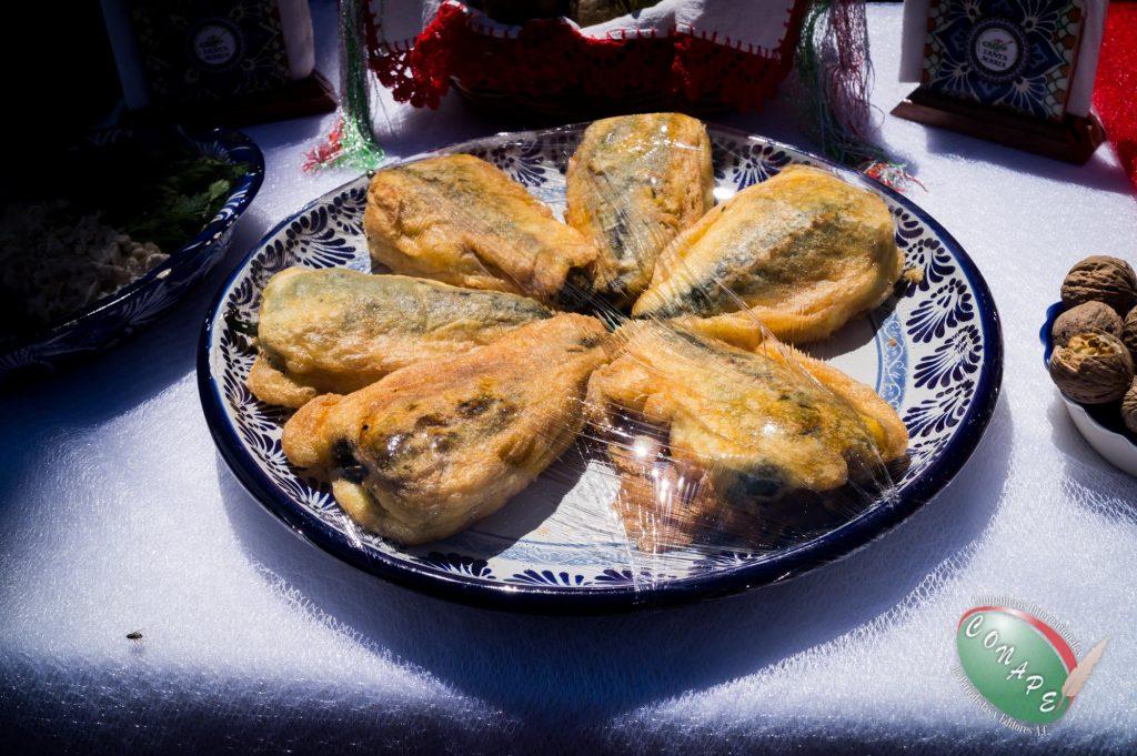 Chile en Nogada de Calpan, Platillo típico de Puebla 3