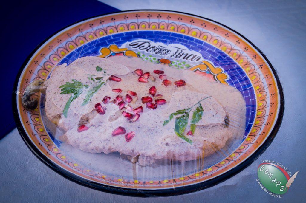 Chile en Nogada de Calpan, Platillo típico de Puebla 4