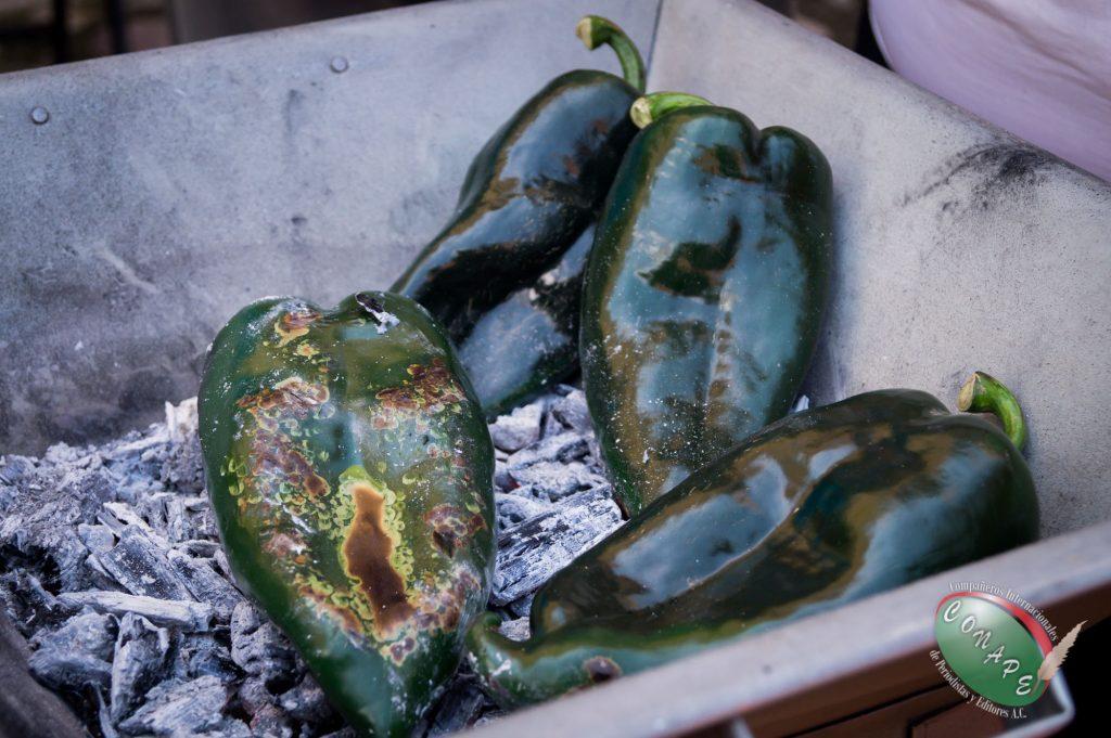 Chile en Nogada de Calpan, Platillo típico de Puebla 2