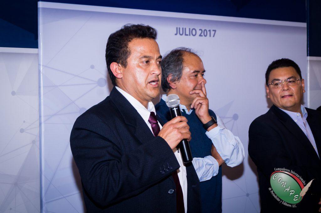 El Presidente de CONAPE promueve la unión del gremio periodísitico