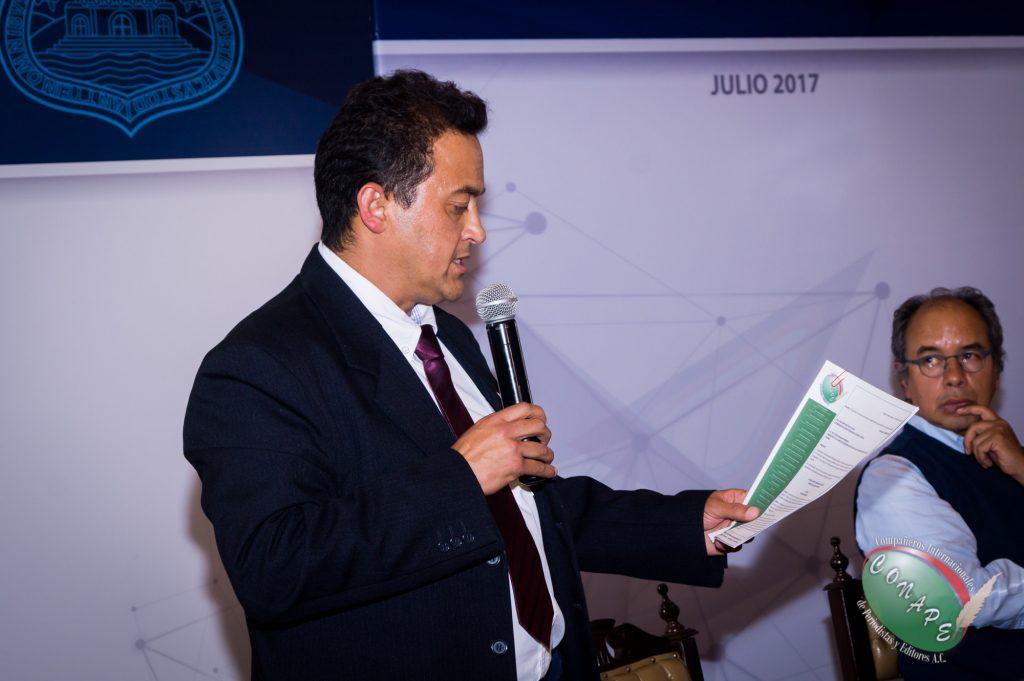 Raúl González expresa los puntos importantes de la propuesta de ley de CONAPE en favor del periodismo