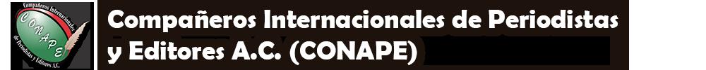 CONAPE - Compañeros Internacionales de Periodistas y Editores A.C.